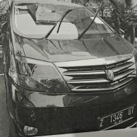 KPP SETIABUDI TIGA-1 (satu) unit Mobil Toyota Alphard 2.4 2WDAT, Tahun 2007, No. Pol. Z 1346 UT