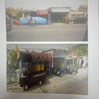 Tanah & Bangunan, SHM No.725, LT.  480 m2, terletak di Ds. Tunggorono, Kec. Jombang, Kab. Jombang