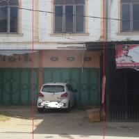 2. BRI Lhokseumawe: Sebidang tanah seluas 40 m2 berikut bangunan toko diatasnya, di Desa Keude Punteut Kec. Blang Mangat, Kota Lhokseumawe,