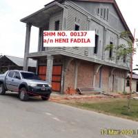 1.b. BRI Langsa 05-11: Sebidang tanah seluas 75 m2 berikut bangunan ruko diatasnya, di Jln Desa Suka Mulia Upah Kec. Banda Mulia