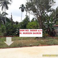 1.a. BRI langsa 05-11: Sebidang tanah kosong seluas 476 m2, SHM, di Jln Desa Suka Mulia Upah Kecamatan Banda Mulia