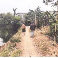 Tim Kurator PT. Dian Kencana Puri Prima (Dalam Pailit) dan Dian Hariani (Dalam Pailit):13. tanah kosong luas 1.810 m2, Rt. 007 Rw. 04