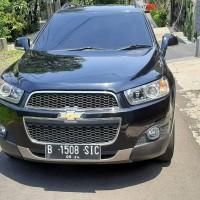KPP KEBAYORAN BARU SATU-1 (satu) unit Mobil merk Chevrolet Captiva 2.0L FL 2 AT, Tahun 2013, No. Pol. B 1508 SIC, Warna Hitam Metalik