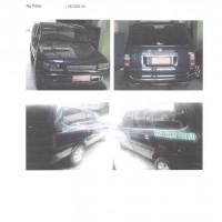 Kanwil Kemenag DIY_5: 1 unit Toyota Kijang KF 80, Nopol AB 1820 UA, tahun pembuatan 1999, BPKB & STNK lengkap