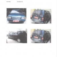 Kanwil Kemenag DIY_3: 1 unit Toyota Kijang KF 80, Nopol AB 1816 UA, tahun pembuatan 1998, BPKB & STNK lengkap