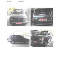 Kanwil Kemenag DIY_1: 1 unit Toyota Kijang KF 80, Nopol AB 1895 UA, tahun pembuatan 1997, BPKB & STNK lengkap