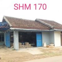 BRi Pringsewu 4a - Sebidang tanah seluas 338 M2 serta segala sesuatu diatasnya SHM 170 di Desa Pulau Panggung, Kec.Pulau Panggung, Tanggamus