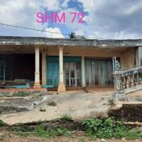 BRI Pringsewu 3b - Sebidang tanah seluas 300 M2 dan bangunan rumah tinggal, SHM 72 di Desa Air Naningan, Kecamatan Air Naningan, Tanggamus