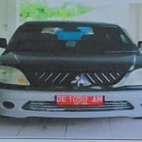 (BTKL Ambon) 1 unit station wagon Mitsubishi Kuda DE 1050 AM tahun 2005 kondisi Rusak Berat