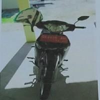 (BTKL Ambon) 1 unit Honda Supra DE 4698 AM tahun 2005 kondisi Rusak Berat