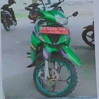 (BTKL Ambon) 1 unit Kawasaki DE 5255 AM tahun 2007, kondisi Rusak Berat