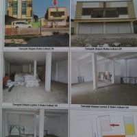 Mandiri RSAM-Lima bidang Tanah luas 1.830 m2 +gudang, mess karyawan, ruko,SHM, di Jl. Alimudin Umar, Campang Raya, B.Lampung