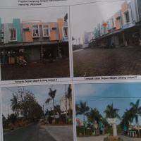 Mandiri RSAM-Tanah luas 132m2 +ruko,SHM, di komplek ruko Bumi Asri, Kedamaian, B.Lampung