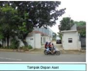 Kurator PT. Setiabudi Inti Prima & Brian Hang Dewanto, S.E M.B.A (Dalam Pailit):2.Tanah & bangunan Town House The Jasmine Jl.Bangka