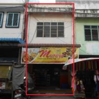 BNI RR&RM Lot 2.1 Tanah seluas 72 m2 dan bangunan diatasnya,di Jalan Pattimura No.43, Kel.Pasar Baru Kec.Padang Hulu, Tebing Tinggi