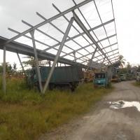 Tim Kurator Melelang: 9 (sembilan) bidang tanah berikut bangunan dengan luas total 19.504 m2 terletak di Kabupaten Mimika