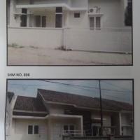 Sebidang tanah luas 146 m2 berikut bangunan rumah di Bandar Lampung