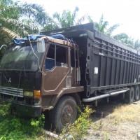 KEJARI MADINA - 1 (satu) unit truck Fuso Mitsubishi dengan nomor Polisi BA 9847 AU (BPKB dan STNK tidak ada)