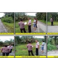 KSP Area Rantauprapat: a.Tanah luas 13.230 M2 & tanaman kelapa sawit (SHM No148) Desa/Kel Tanjung Medan Kec.Bilah Barat, Kab.Labuhanbatu