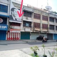 CIMB Niaga, Tanah luas 64 m2 beserta bangunan di Jalan Nibung II  Kel. Petisah Tengah, Kec. Medan Petisah, Kota Medan
