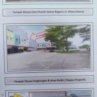 PN Tangerang : 2 bidang tanah seluas 69 m2 dan 56 m2 dijual 1 paket, di Desa Jurumudi Baru, Kecamatan Benda, Kota Tangerang, Propinsi Banten