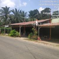 PT. Bank Sumut Cab. Pematang Raya-Tanah seluas 235 M2 berikut bangunan diatasnya sesuai SHM No. 351 An. ADI SYAHPUTRA SARAGIH