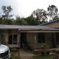 BSM ACR Psiantar2 : 3 a. Tanah luas 737 M2 & bangunan (SHM No108) di Desa Ulu Mahuam Kec. Silangkitang Kab. Labusel