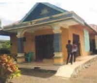 Bank Mandiri: Sebidang Tanah seluas 726 M2, sesuai SHM No. 1530, terletak di Kec Ponrang, Kabupaten Luwu