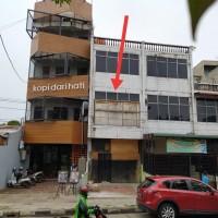 PT BRI Gatsu : T/B luas 116 m2 sesuai SHGB No. 00057/Teladan Barat - Medan
