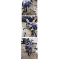 Kejari Kota Probolinggo - 1 unit Sepeda Motor Merk Kawasaki Ninja warna biru Nopol D 5098 BS