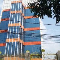 PT Bank Bukopin, Tbk. Cab Menara Sentraya:Sebidang tanah seluas 982,m2 berikut bangunan diatasnya, sesuai dengan SHM No.570/ Pal Meriam