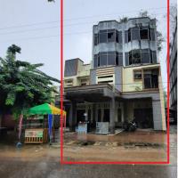 1. BRI Lhoks 26-11: T/B seluas 270 M2 berikut bangunan Ruko 2 (dua) pintu berlantai 4 (Empat) diatasnya,di Jl. Lhoksukon–Cot Girek Des