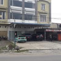 Lelang Eksekusi Rampasan KPK RI : 2 bid T/B Ruko dijual paket SHM No. 5229 & 5979/Gedung Johor - Medan