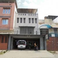 Lelang Eksekusi Ps 6 UUHT Bank Mandiri : 2 bid T/B SHM No. 213 & SHM No. 214/Glugur Darat I - Medan