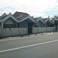 BRI MAGETAN - 1a. Sebidang tanah bangunan SHM No 1066 luas tanah 855 m2 terletak di Desa Milangasri, Kec. Panekan, Kab. Magetan, Jawa Timur