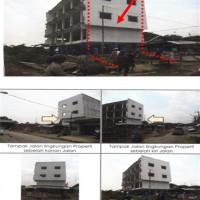 2.b Bank Mandiri, 2 bidang Tanah luas 256 m2 berikut bangunan di Jalan Perintis Kemerdekaan, Desa Tanjung Morawa B, Deli Serdang