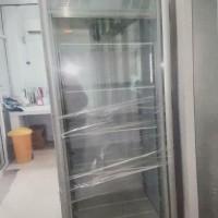 Balitbangkes Papua: peralatan dan mesin Freezer (alat laboratorium pertanian), dalam kondisi rusak berat