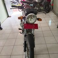 BPS Kota Pematangsiantar-1 (satu) unit Sepeda Motor merk Honda Mega Pro Spoke/GL160D Th. 2010 BK-2509-T. (BPKB Ada, STNK Ada)