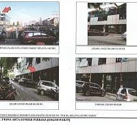 Kurator: 2 bid T/B Ruko SHGB No.4012,4013 luas 142M2 di Komplek Plasa Pasifik Blok B4, Kav No. 80 dan No. 78, Kelapa Gading Jakarta Utara
