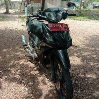 (Pemkab Buru Selatan) 1 unit Motor merk/type Suzuki Nopol DE 2093 KM Tahun pembuatan 2012 Kondisi rusak ringan BPKB dan STNK hilang