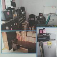 BPJS Ketenagakerjaan Jember - 1 paket barang inventaris berjumlah 62 unit dalam kondisi rusak berat