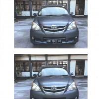 Sitaan Pajak KPP Pratama Gorontalo: 1 (satu) unit mobil Daihatsu Xenia Li VVTI Tahun 2010 DM 1341 AC di Kota Gorontalo