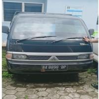 Kejari Padang : (1a) Satu unit mobil MITSUBISHI COLT T120SS pick up warna hitam Thn 2013, Nopol BA 8898 BP, beserta kunci kontaknya dan STNK