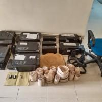 BNN Pematangsiantar, 1 (satu) Paket barang inventaris (printer, Wireless PCI Card, UPS dll ) dalam kondisi rusak (as Is )