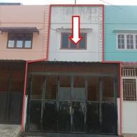 PAN1- tanah seluas 72 m2 dan bangunan di  Jalan Bono, Komplek Bono Residence, Kelurahan Glugur Darat I, Kecamatan Medan Timur, Kota Medan
