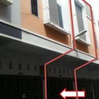 PAN- 2 bidang  tanah masing seluas 84  m2 dan 2 bangunan ruko di Jalan. Sekata, Komplek Adam Malik Riverside, Kelurahan Sei Agul, Kota Medan