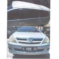 BPJS Tk. Cilacap: Satu unit mobil Toyota Kijang Innova G Tahun 2005 Nopol R-1359-FB berikut STNK dan BPKB