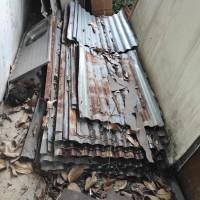 Kanwil Kemenkumham Propinsi Jambi Melelang berupa 1 (satu) paket Bongkaran Bangunan