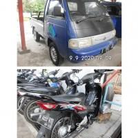 PDAM Cilacap: 20 (Duapuluh) unit sepeda motor Honda Supra Fit dan 1 (satu) unit mobil Suzuki ST150, dijual sepaket