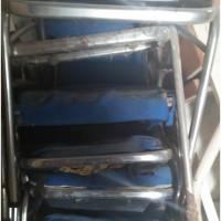 Sekda DS, 1 Paket Barang Peralatan dan Mesin/Inventaris Kantor dan Alat Rumah tangga dalam kondisi rusak berat/scrap/besi tua